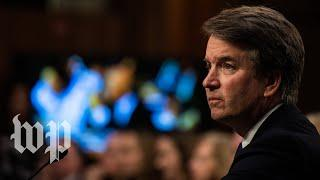 Day one of Brett Kavanaugh's Supreme Court confirmation hearing