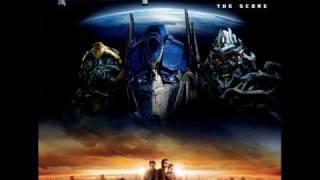 Transformers: The Score - Arrival To Earth
