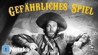 Gefähliches Spiel (Western Filme auf Deutsch anschauen in voller Länge, kompletter Film)