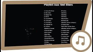 Jazz Music Instrumental Jazz Blues Guitar | Playlist Jazz Blues Songs Instrumental Relax Music  #2