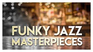 New York Jazz Lounge - Funky Jazz Masterpieces