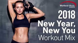 New Year, New You Workout Mix 2018 // WOMS // Workout Music 2018 // Best Fitness Music