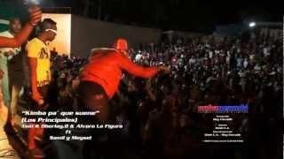 LOS PRINCIPALES - Kimba Pa' Que Suene (Live Video HD)