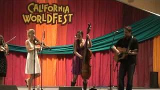 Time is No Medicine, BEARFOOT, Grass Valley World Music Fest