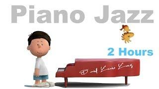 Piano Jazz and Jazz Piano: TWO Hours of Best Smooth Jazz Piano Music