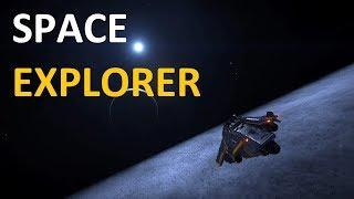 Beautiful Ambient Music Mix | Space Explorer