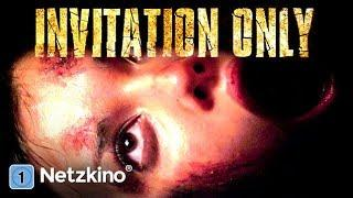 Invitation Only (Horrorfilm in voller Länge auf Deutsch anschauen, komplette Filme Deutsch) *HD*