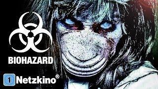 Biohazard - Patient Zero (Thriller in voller Länge, komplette Filme auf Deutsch, Science Fiction)