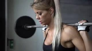 Female Fitness Motivation für Frauen - Bodybuilding - Sunnys Secret -Muskeln