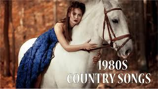 Best Classic Country Songs Of 1980s   80S Country Music   Greatest Country Hits Of 1980s