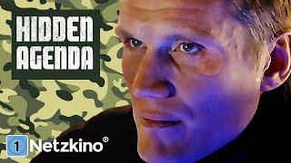 Hidden Agenda (Actionfilm in voller Länge Deutsch, ganzer Film auf Deutsch Action, Film Action)