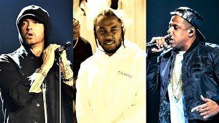 Top 100 - The Best Rap Songs Of 2017