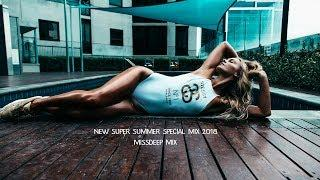 New Super Summer Special Mix 2018 - Best Of Deep House Sessions Chill Out Mix By Keep It Underground