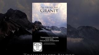 Die Grenze aus Granit