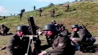 THE PARTIZAN'S SQUADRON | Partizanska Eskadrila | Full Length War Movie | English | HD