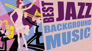 Best Jazz Background Music Playlist - Great Jazz Café Music