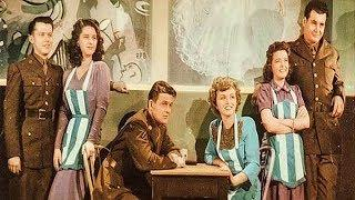 STAGE DOOR CANTEEN   Judith Anderson   Full Length Musical Comedy Movie   English   HD   720p