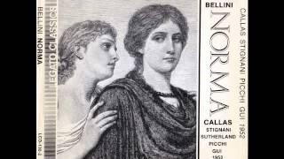 Callas, Picci, Stignani - Norma, London 1952 FULL OPERA Best CD Sound PART 2