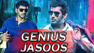 Genius Jasoos 2018 South Indian Movies Dubbed In Hindi Full Movie | Vishal, Prasanna, Vinay